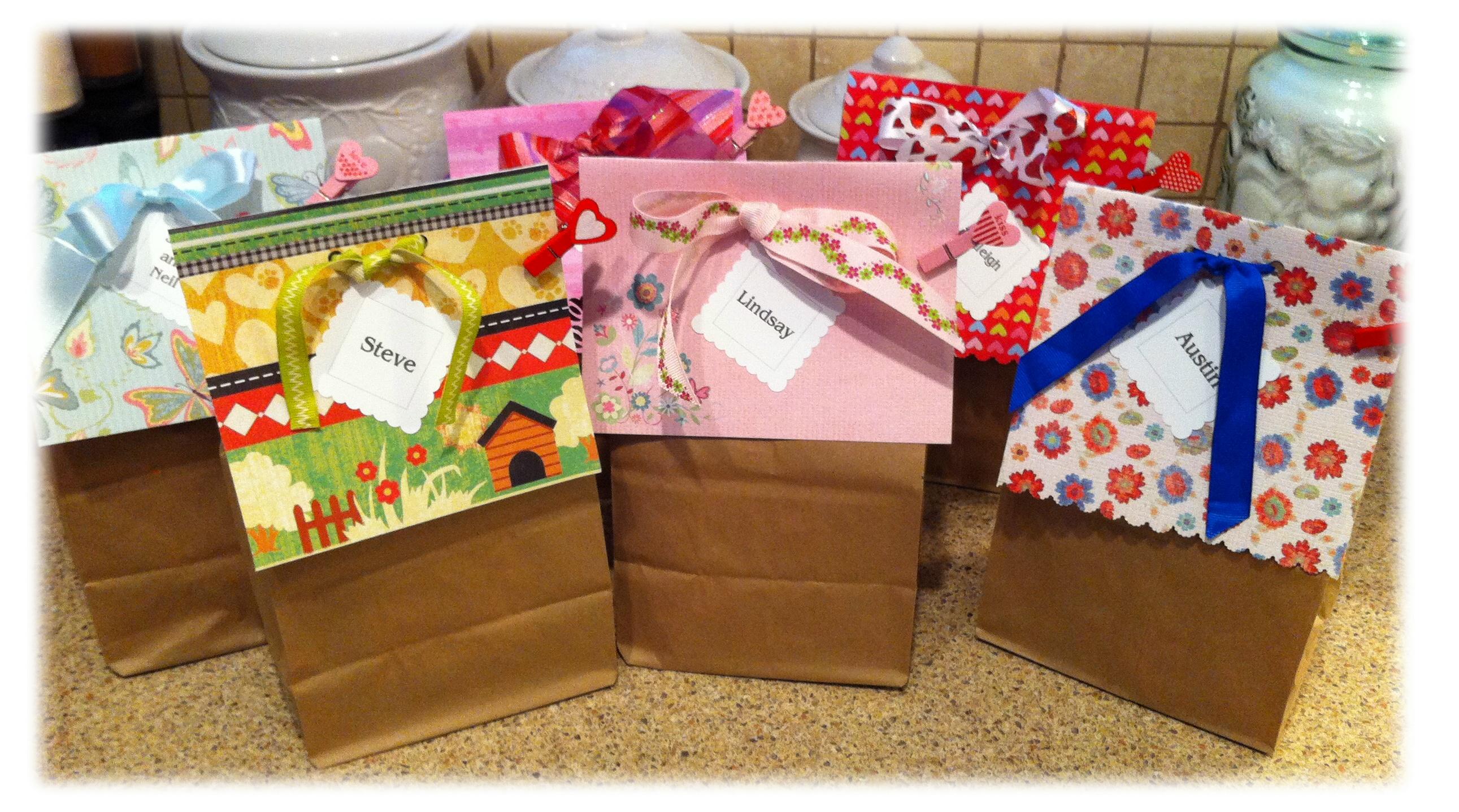 treat bag ideas for s myideasbedroom