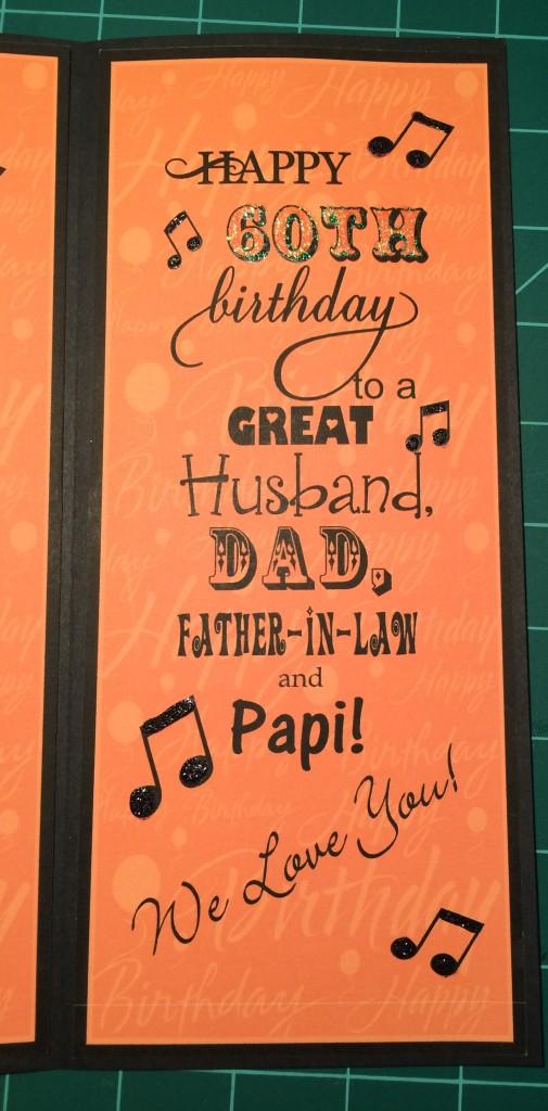 Guitar Birthday Card Globug Ideasglobug Ideas